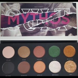 Bad Habit Cult Mythos EyeShadow Palette BNIB